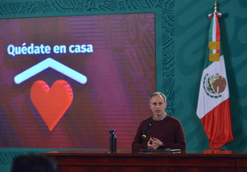 Este miércoles iniciara aplicación de vacunas anticovid en todos los hospitales del sector salud y militares: López-Gatell