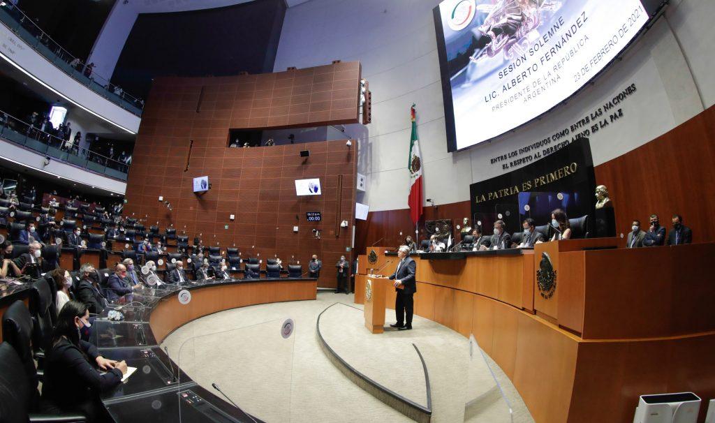 """Ante pandemia, es momento para que """"tomemos el toro por las astas"""": Alberto Fernández"""