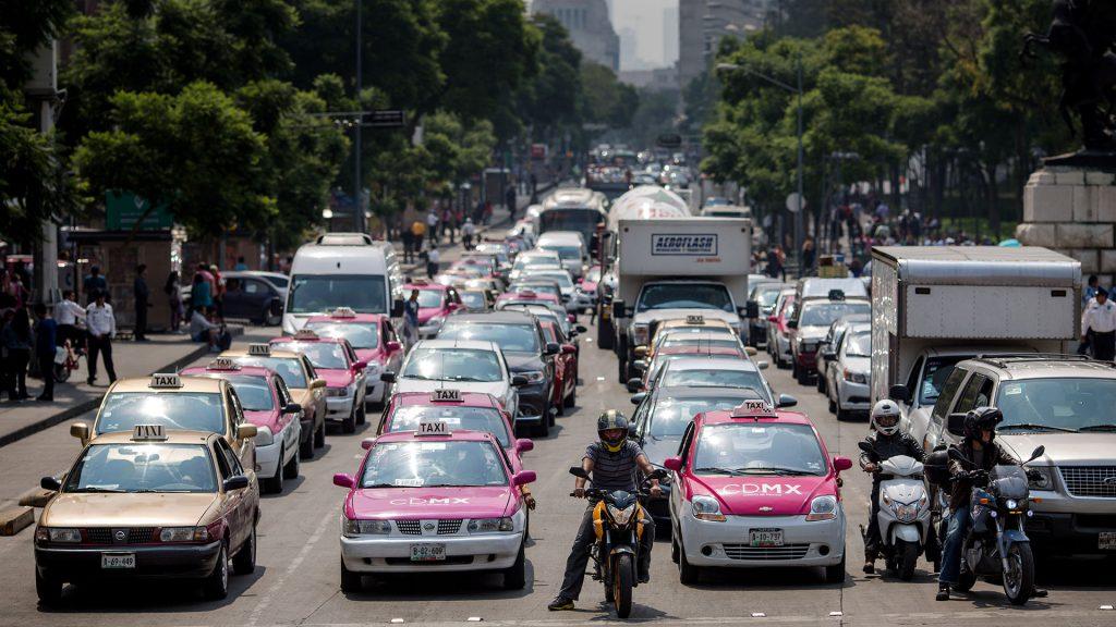 Movilidad Foto: Internet
