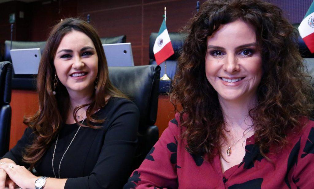 Senadoras Foto: Internet