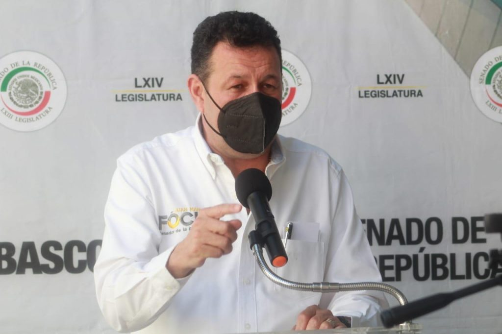 """Lamenta Juan Manuel Fócil """"desgarriate"""" en el ejercicio presupuestal de la federación"""