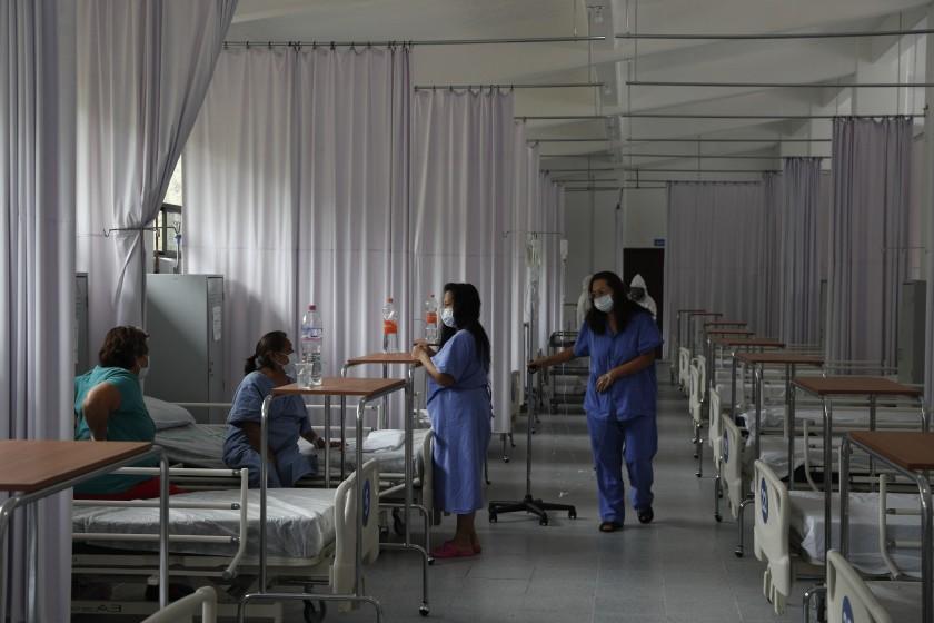 Hospital Foto: Internet