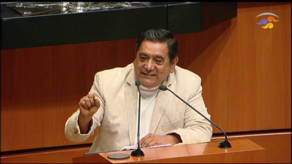 Félix Salgado Foto: Internet