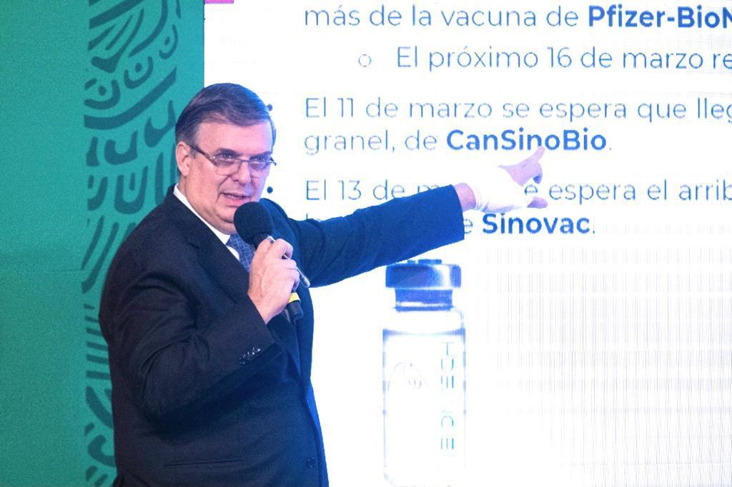 Gobierno de México compra 22 millones de vacunas de Sinovac