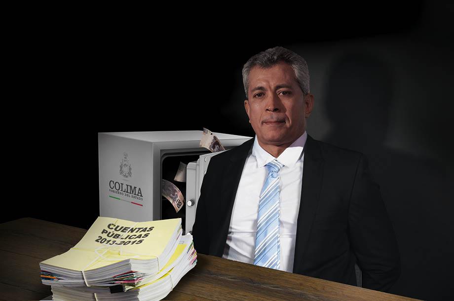 La penosa lista de los ex gobernadores de Colima