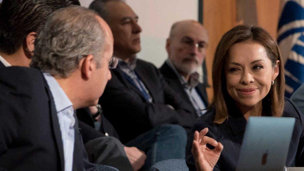 Vicente Fox y Felipe Calderón fueron machistas con Josefina Vázquez Mota