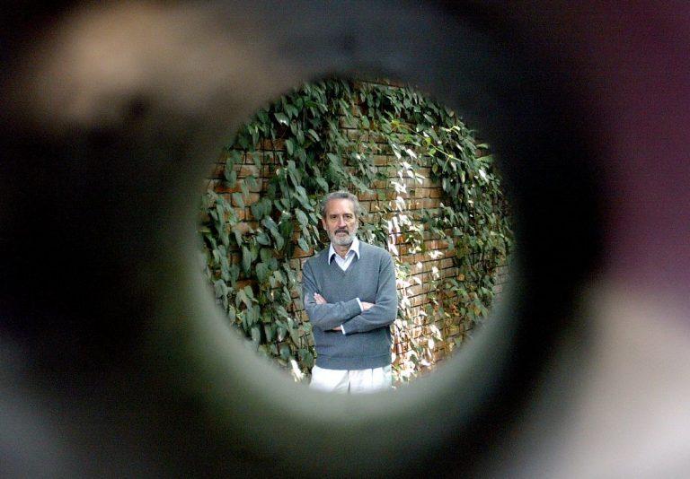 A los 89 años murió Vicente Rojo, exponente del abstraccionismo en México