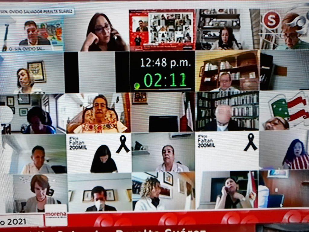 Senadores Foto: Internet