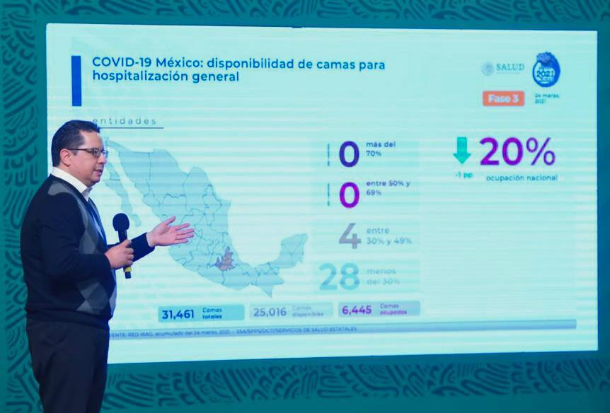 México a un paso de llegar a los 200 mil muertos por covid