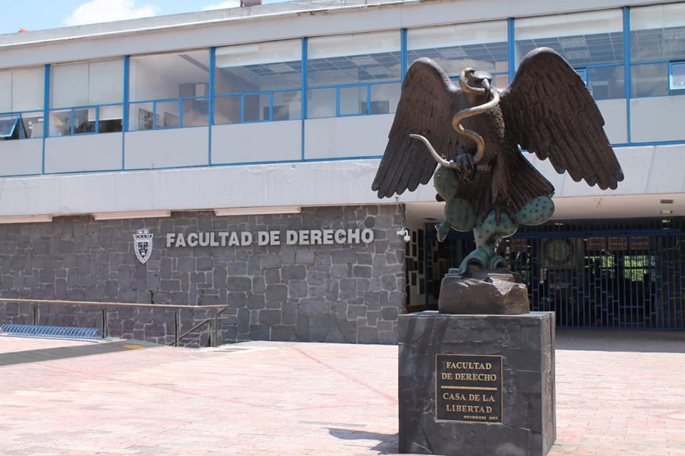 Facultad de Derecho Foto: UNAM