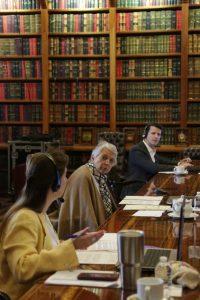 Comisión de Amnistía analizó 38 solicitudes procedentes en la materia: Segob