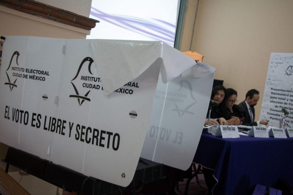 Elecciones Foto: Internet