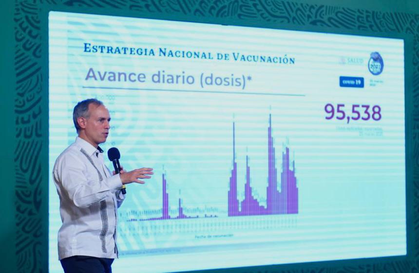 Rompe México la barrera de los 200 mil muertos por coronavirus