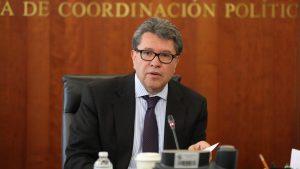 Ricardo Monreal Foto: Televisa