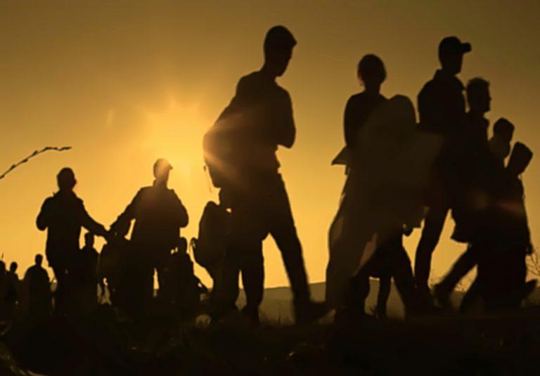 migrantes Foto: Internet