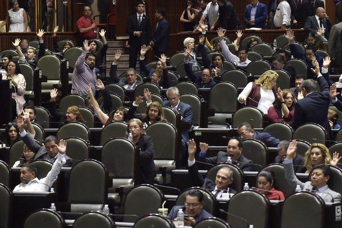 Hasta el momento, 87 diputados federales han cambiado de partido