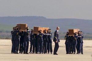 Repatrian a los tres europeos asesinados en Burkina Faso