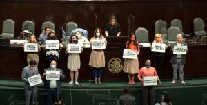 Aprueban diputados, en lo general, reforma del Poder Judicial que contempla Ley Saldívar; Muñoz Ledo se los reprocha