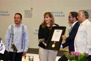 """Presentan la """"Iniciativa Cancún"""" en el marco de la WTTC 2021"""