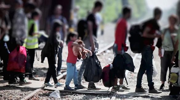 migración Foto: Internet