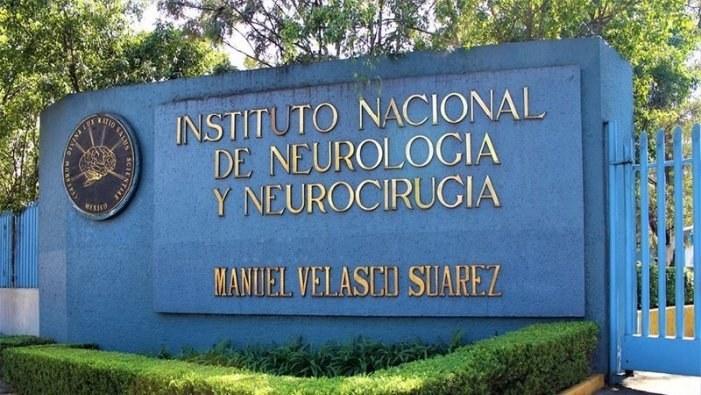 Instituto Nacional de Neurología Foto: La Jornada