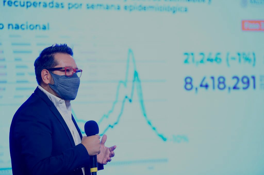 México mantiene tendencia a baja en casos de covid, pero ya supera los 218 mil decesos