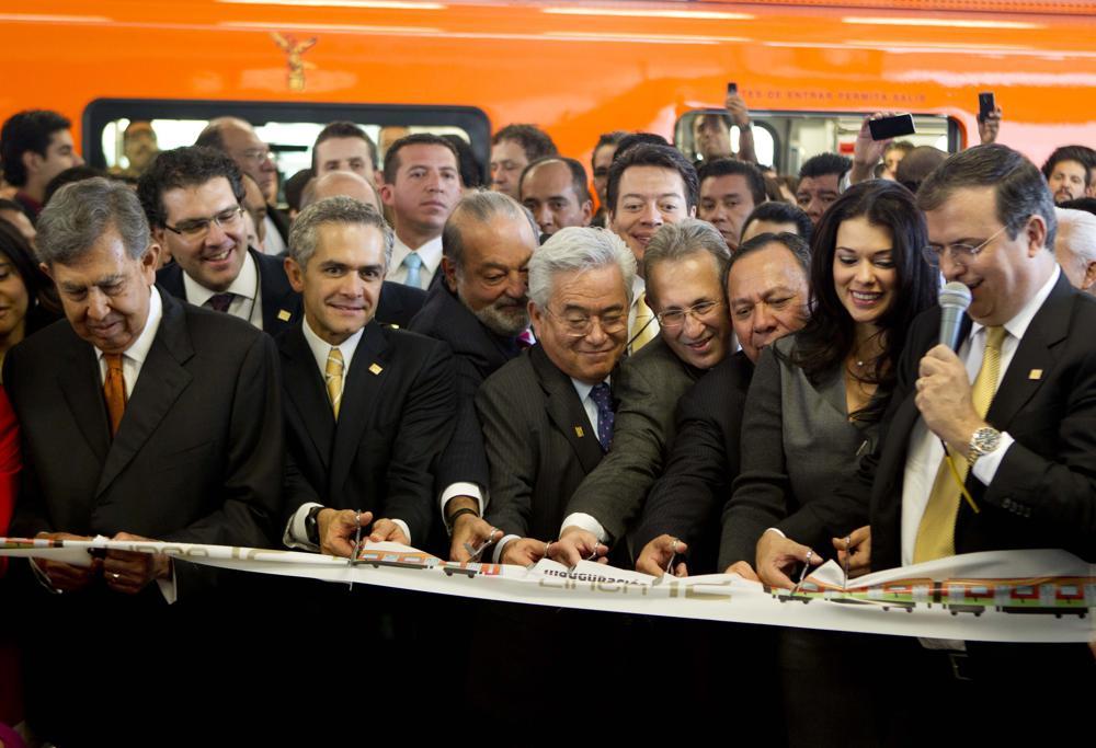 Colapso del metro de Ciudad de México fue tragedia anunciada Foto: AP