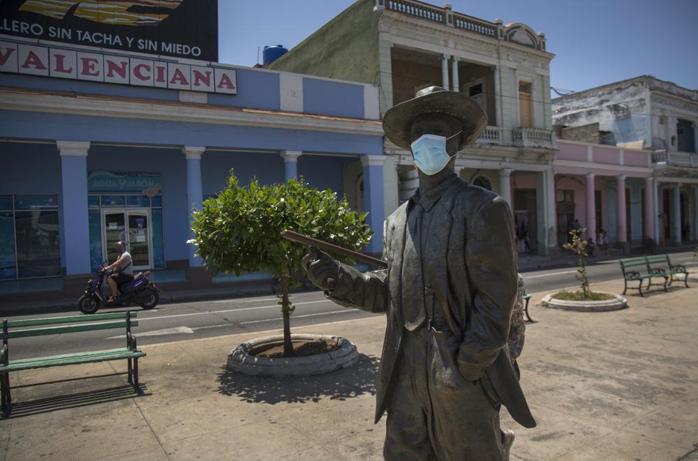 Cuba podría sumar sus vacunas a sus atractivos turísticos Foto: AP