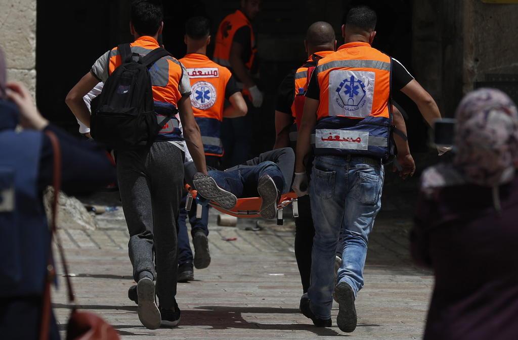 Explosión estremece Jerusalén en medio de enfrentamientos Foto: Internet