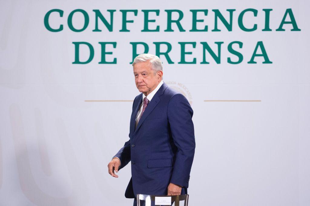 AMLO reprocha que EUA mantenga financiamiento a Mexicanos Contra la Corrupción