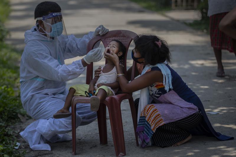 India ya es el tercer país con más muertos por COVID-19
