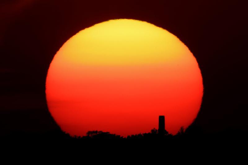 40% de probabilidad de que el calor supere la meta de París