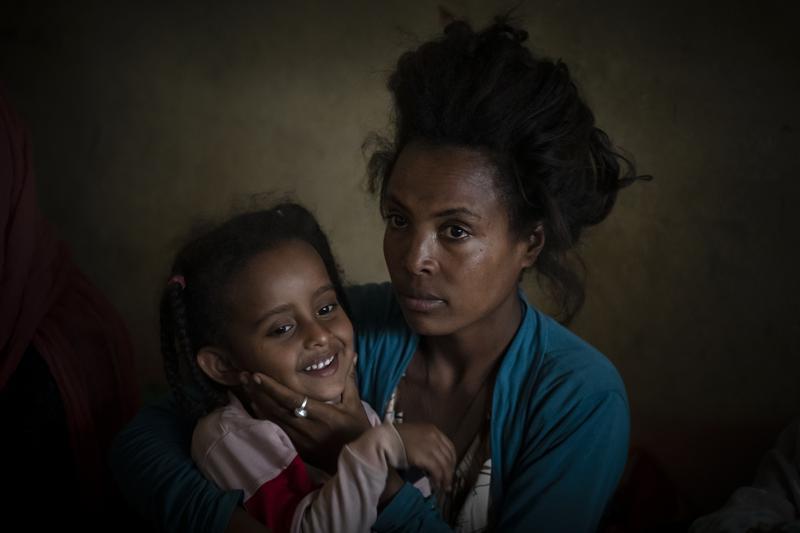 Soldados eritreos violan brutalmente a mujeres en Tigray
