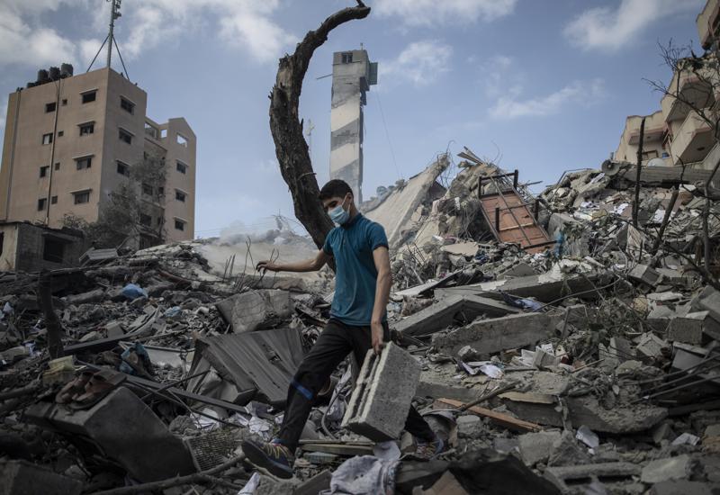 ONU pide $95 millones de emergencia para reconstruir Gaza Foto: AP