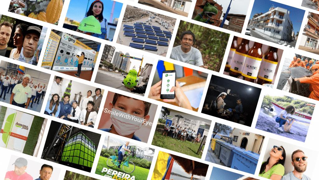 Proyectos ambientalistas de México, Colombia, Argentina y Ecuador son seleccionados como finalistas de los 'Premios Oscars del Medio Ambiente' Foto: Internet