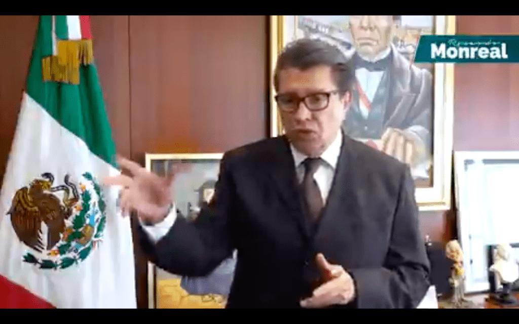 Habrá reforma electoral después del 6 de julio, reitera Monreal