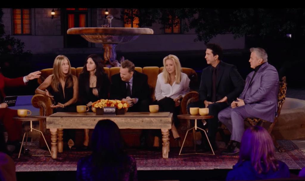 Lanzan trailer y fecha de estreno de reunión de Friends (VIDEO)