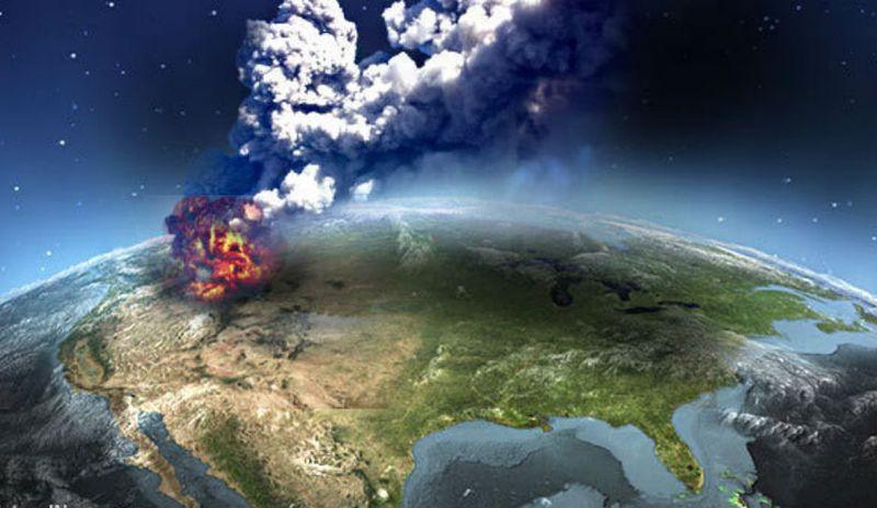 Existe un supervolcán en EUA que amenaza al mundo, advierte la NASA