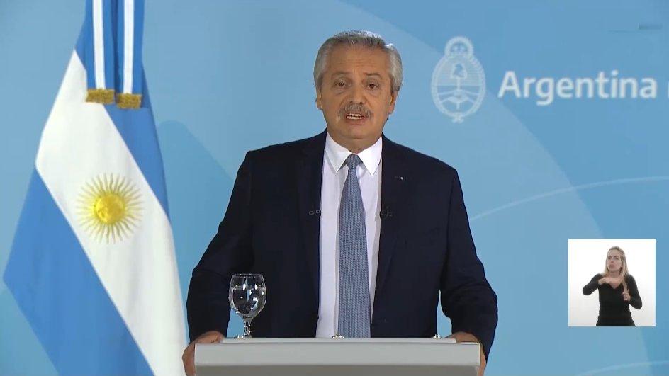 Argentina vuelve a cuarentena estricta por COVID