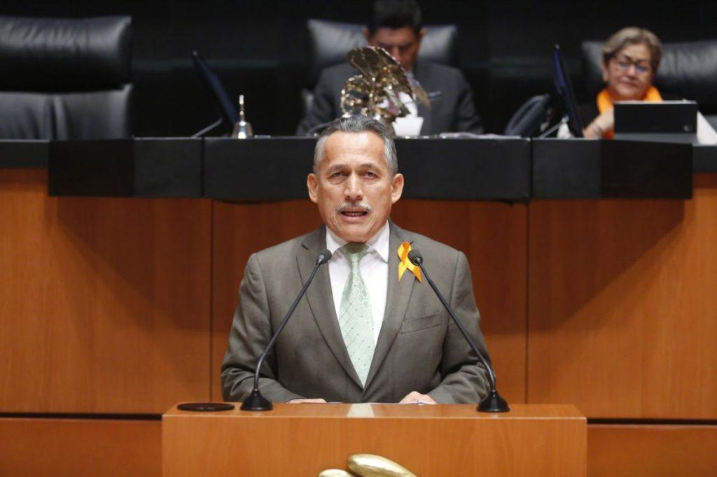 Senador Joel Padilla propone asegurar pensión de trabajadores, incluso si perdieron empleo Foto: Internet