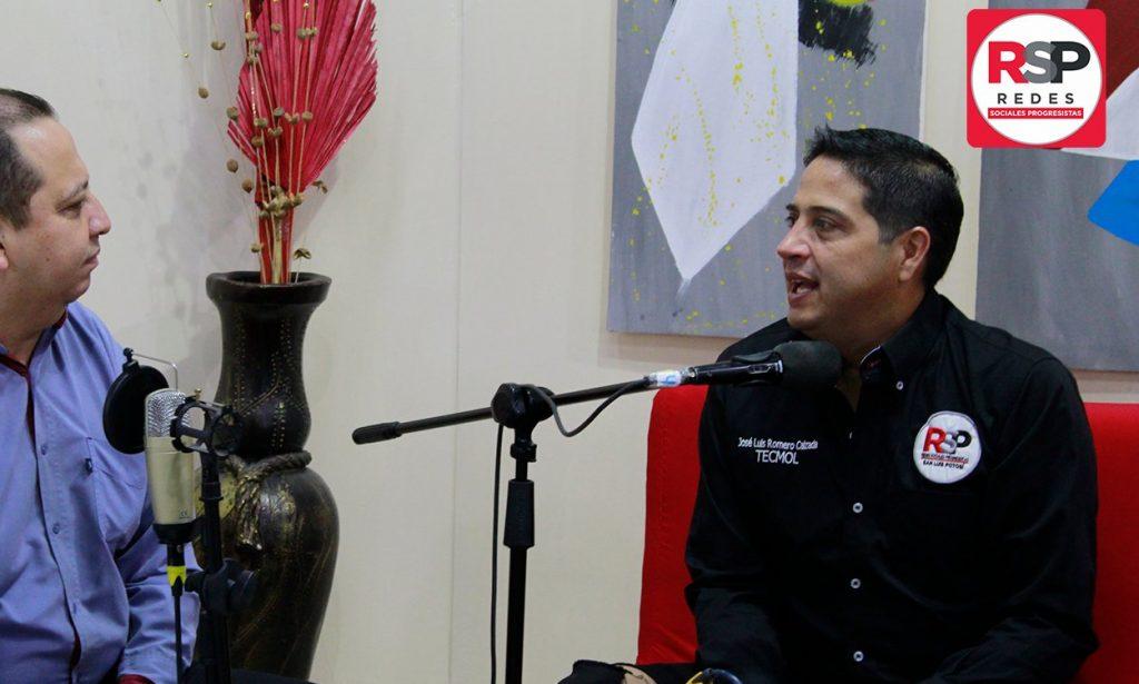 """""""Yo no contesto mamadas""""; contestó candidato de RSP a gobierno de San Luis Potosí"""