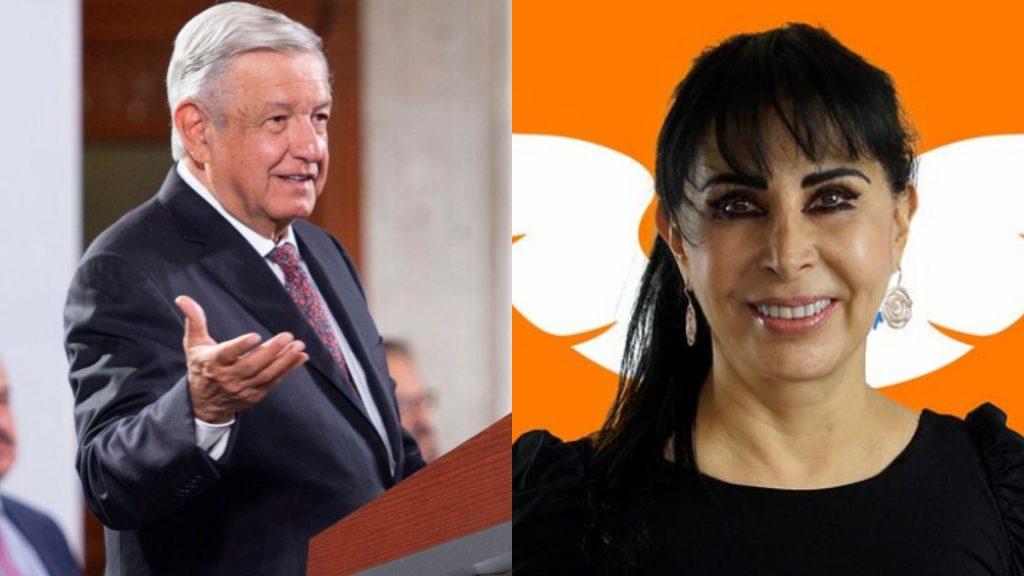 AMLO lamenta asesinato de candidata de Movimiento Ciudadano