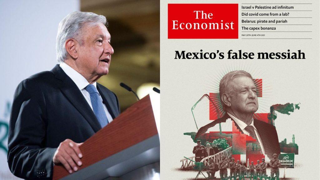 AMLO responde a The Economist