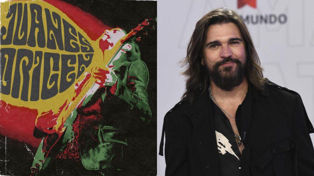 """En 10º álbum, Juanes vuelve al """"Origen"""" de su inspiración"""