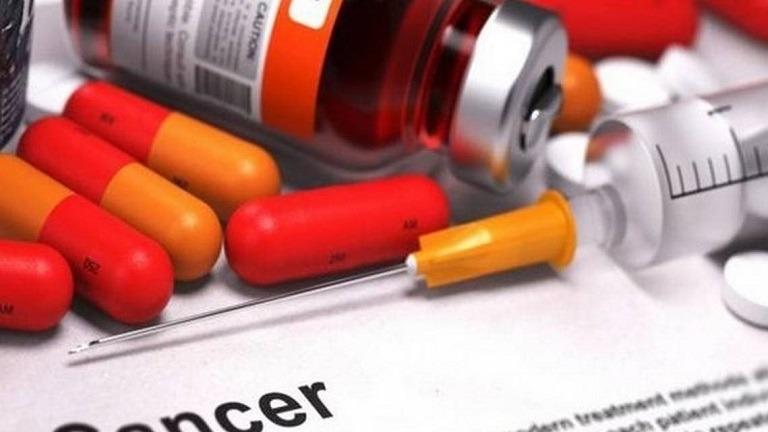 medicamentos oncológicos Foto: Internet