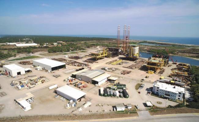 refinería Dos Bocas Foto: Internet