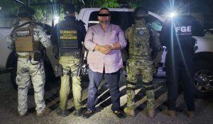 """SEMAR y CONASE detuvieron a """"El Colin"""" o """"El Gordo"""" vinculado a la desaparición de los normalistas de Ayotzinapa"""