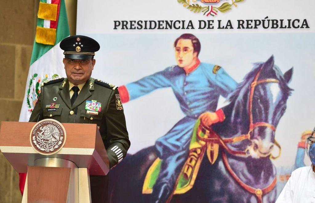 SEDENA Foto: Presidencia