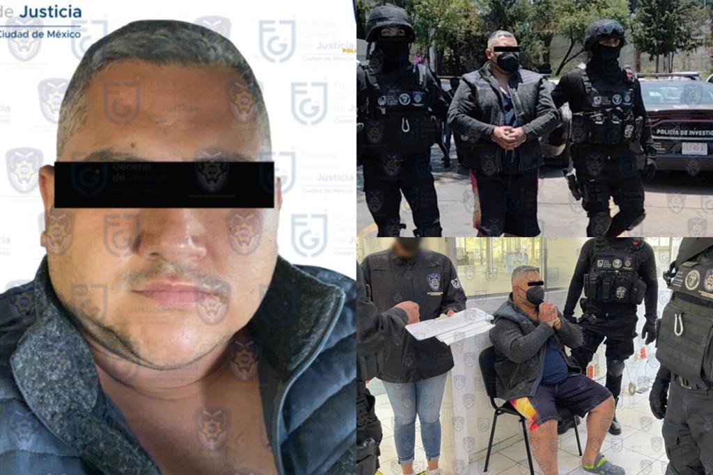 """Fiscalía CDMX detuvo a """"El Pollo"""" por desaparición de 2 personas en el bar """"Zona Flow"""""""