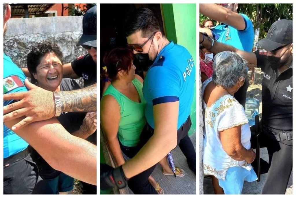 En Yucatán, alcaldesa lleva 'stripers' a las mamás en su día (Video)